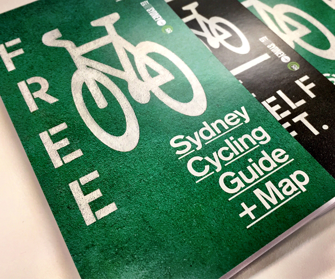 Sydney Cycling Map Sydney Cycleways