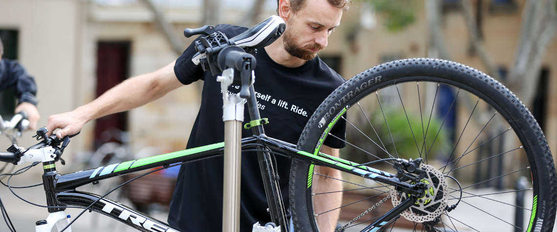 Free Bike Tune Ups Sydney Cycleways