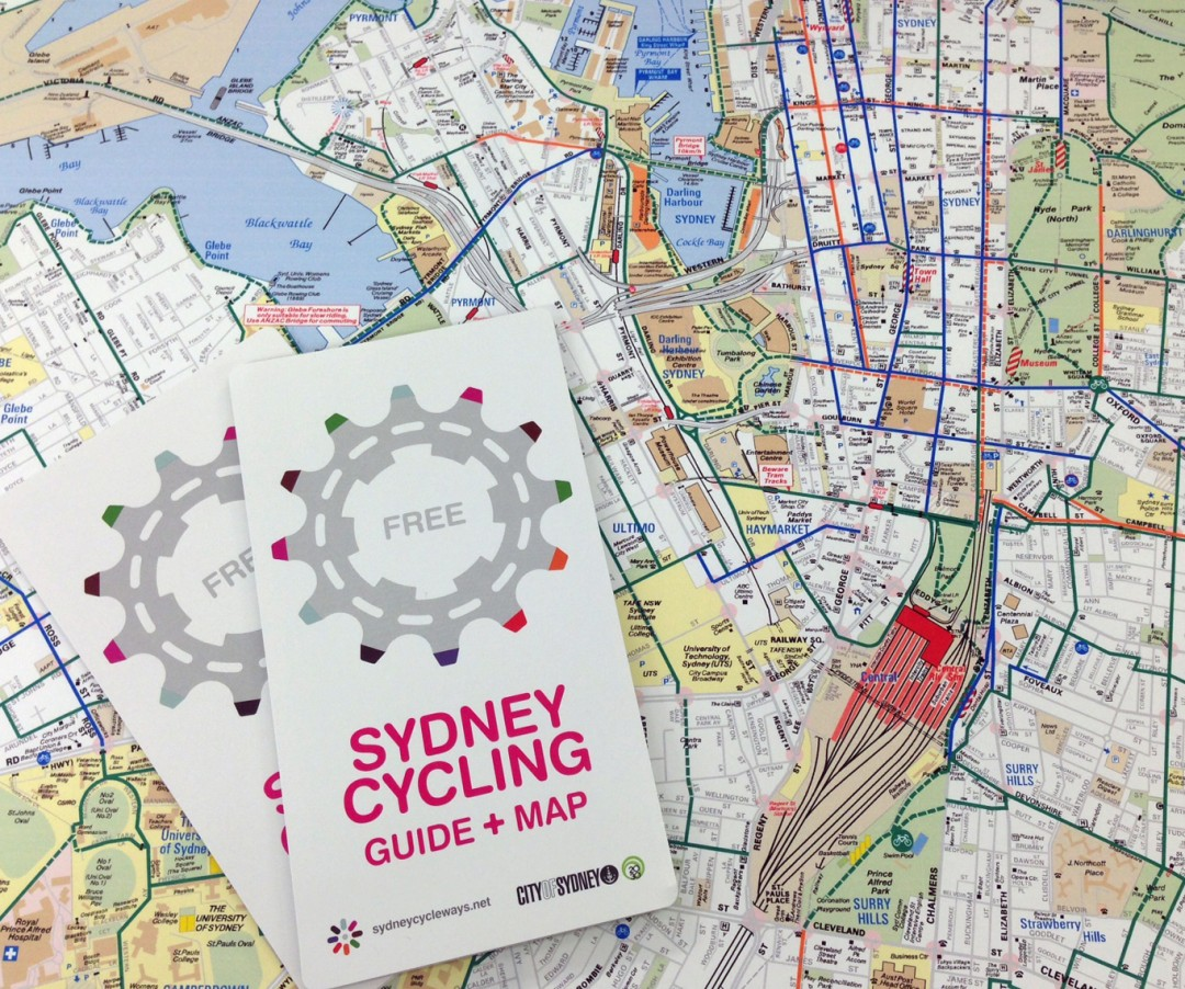 Home sydney cycleways Free house maps
