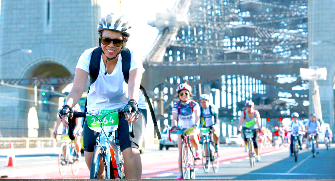 2015 Spring Cycle Sydney Rides Festival