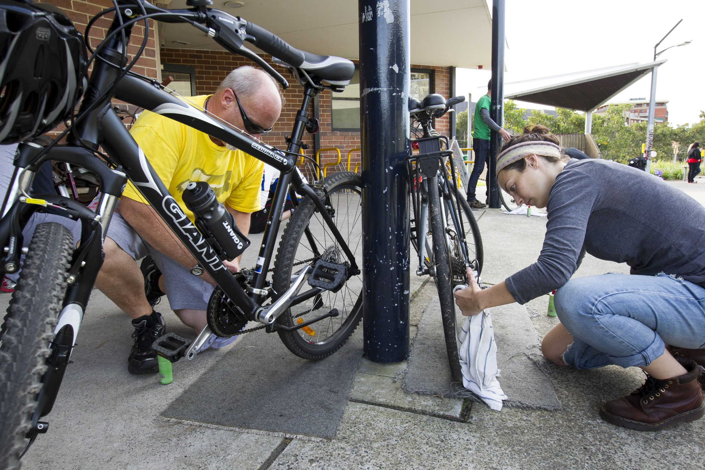 Intermediate Bike Care and Maintenance Course