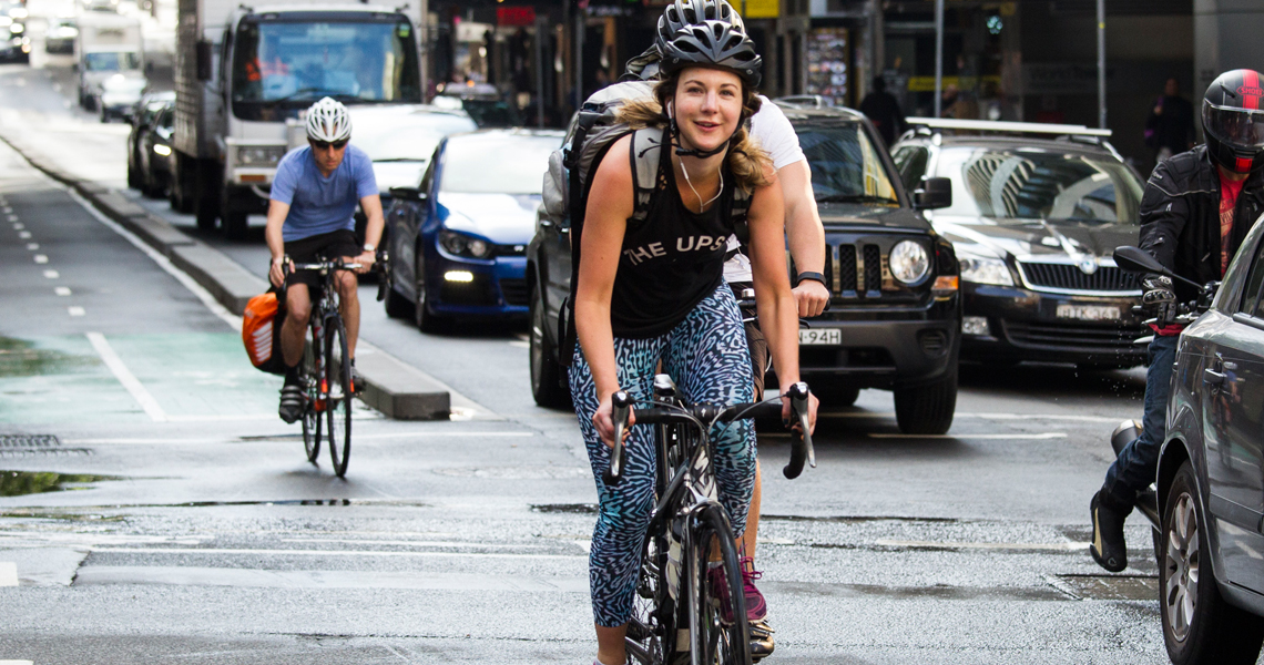 Sydney Cycleways
