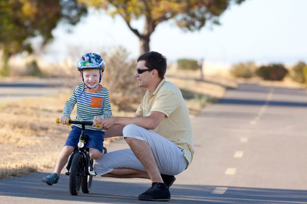 Balance Bike Clinics (3 to 8 years old)
