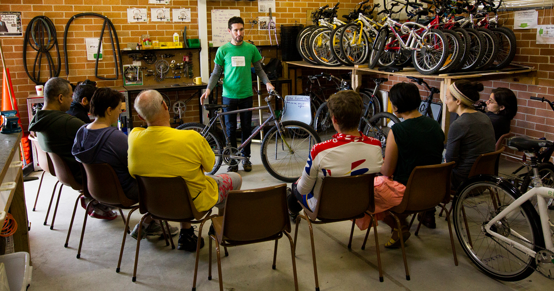 Bike Care and Maintenance Course